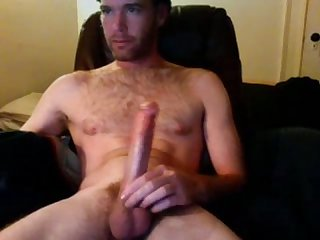 Str8 furry fit Ginger cam cums huge