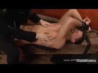 Roman lysacek tickled and jerked