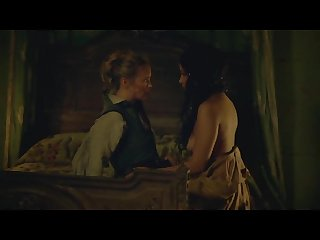 Jessica parker kennedy and Hannah new in black sails s01e01