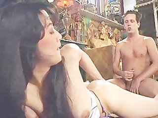 Oldschool asian anal pummeling
