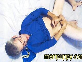 dilf كام تظهر نائب الرئيس - manpuppy