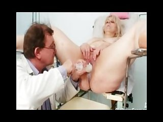 Big titted mom gets both her holes properly checked