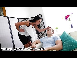 Mommyblowsbest german stepmom is in charge