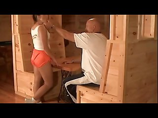 Dawn desire hooters girl fucked at work