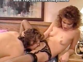 Oral and vaginal great ecstasy