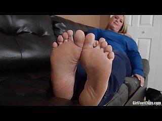 Bbw feet size 13