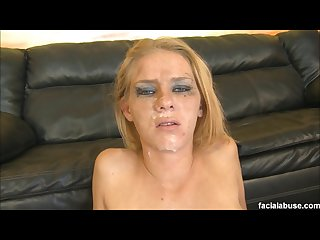 Compilation Of Facial Abuse Broads Getting Degraded And Cum Soaked