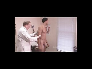 Monster cock getting a physical