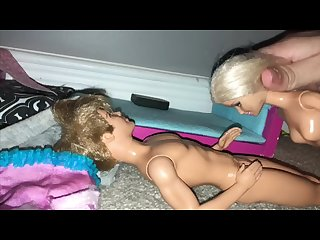Barbie doll fucks ken better than mary does