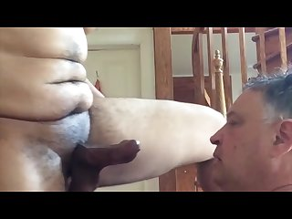 Pete s big juicy black cock