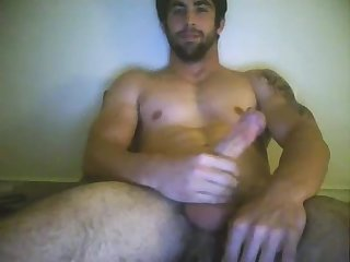 Webcam hunk