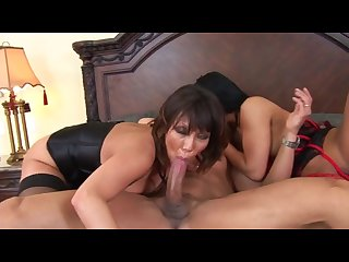 Ava devine and another slut fucked hard