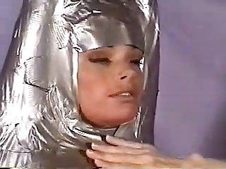 Suspended mummy