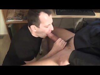 Sucking off my sons best friend after school