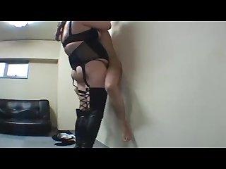 Tall asian bbw fuck thighjob lap sitting