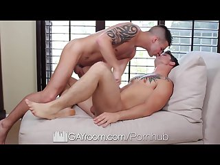 Gayroom sebastian kross fucks casey everett in his first scene