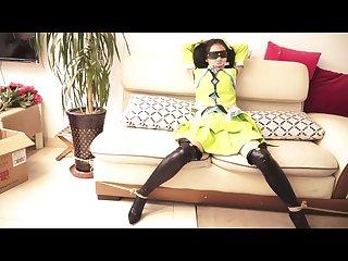 Sun shang xiang Chinese bondage