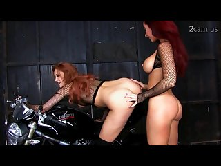 Jayden jaymes and jayden Cole biker babes 2012 Hd
