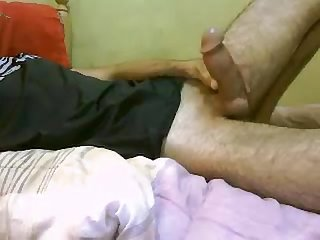 Big fat hard juicy straight Arab cock shoots loads of milk