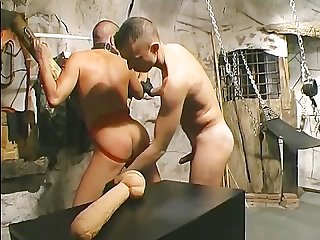 Not alone slave scene 1