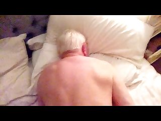 London grandpa 82yo gets fucked bareback