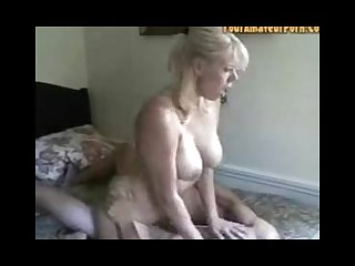 Horny blond fucked all the way part 2
