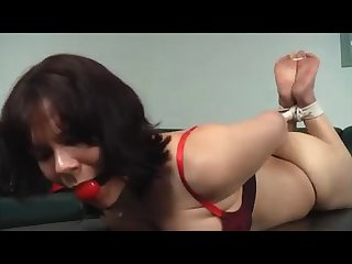 Hogtied and panicked