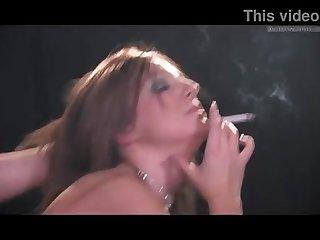 Smoking fetish C H