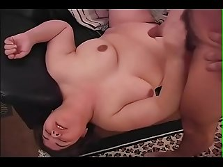 BBW Sister Lets Brother Fuck Her