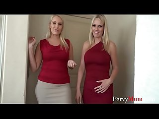 Mom And Aunt Make A Great Team- , Vanessa Cage
