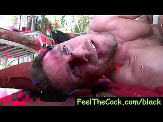 Gay monster black cock its gonna hurt clip 12