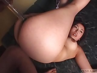 Subtitled bizarre enema play with a japanese schoolgirl