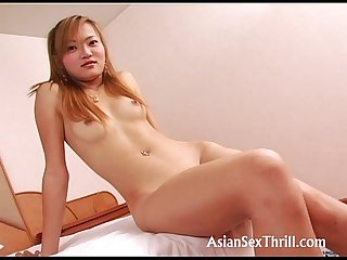 Asian ass to mouth sex
