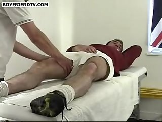 Hairy Wanker Shooting Jizz