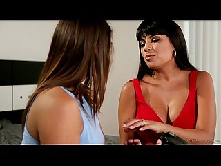 Sara Luvv and Mercedes Carrera at Mommy's Girl
