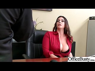 (Alison Tyler) Sexy Big Tits Office Girl Love Hard Sex clip-03