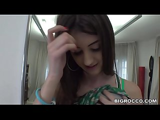 French Teen Slut Lina Lux Gets Assfucked By Rocco