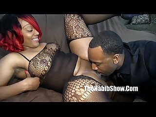 thickred has some good pussy banged by bbc jovan jordan