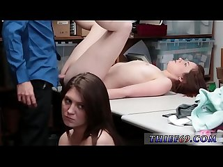 Canadian teen S two females shopping together in the store fell under