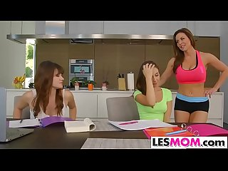 Stepmom kendra lust bangs stepdaughter jenna sativa