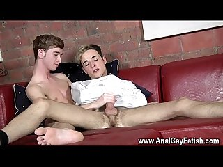 Hot gay men with small dicks Sexy lad boy Oli Jay is limited in the