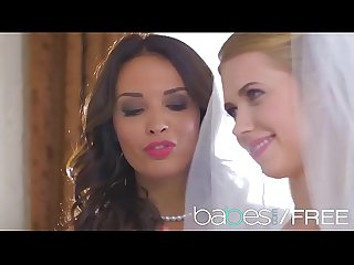 Babes naked nuptials featuring anissa kate violette pink charlie Dean