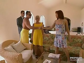 DP Orgy with Judith and Katalin