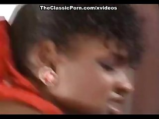 Alicia Monet, Angel Kelly, Billy Dee in sexy teen college girls fuck in classic