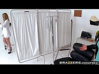 Brazzers - Doctor Adventures - Care to Donate Some Fluid scene starring Bree Olson and Mark Ashley