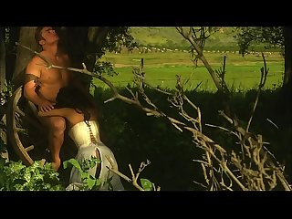 Asian Babe Kaylani Lei Fucked Hard by Cowboy Outdoors
