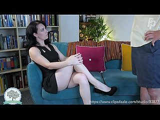 Hot Mom Seduces you into Splitting the Inheritance - BJ, riding, and doggystyle