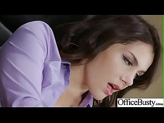 Hardcore Sex In Office With Huge Boobs Girl (Valentina Nappi) vid-30