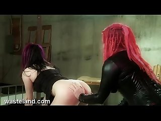 Wasteland bondage sex movie love technology pt 1
