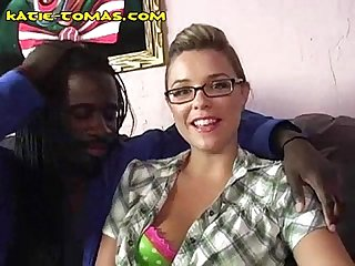 Black Dude Plays with Katie